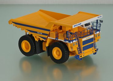 BelAZ-75170 Mining off-road Truck