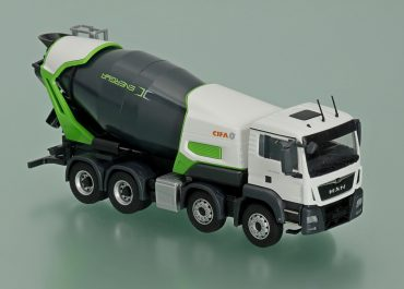 Cifa Energy E8-E9 truck mixer