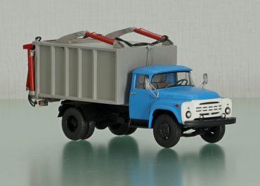 МКЗ мусоровоз на шасси ЗиЛ-495810