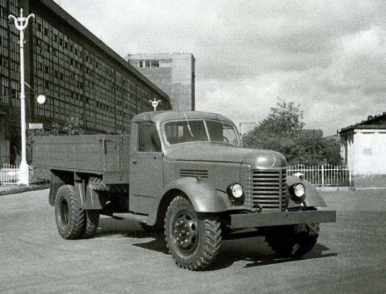 ЗиС-150 бортовой грузовик
