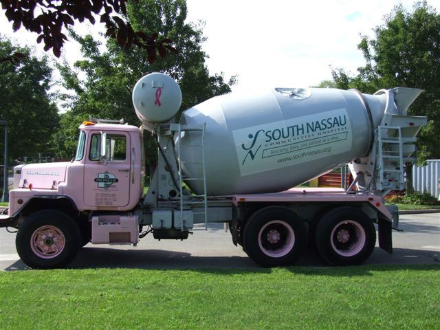 Elba — Scheele truck mixer