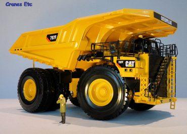 Caterpillar 797F Mining off-road Highway truck