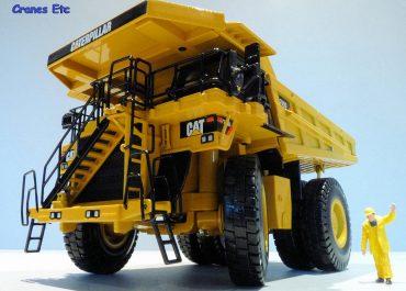 Caterpillar 785D Mining off-road Truck