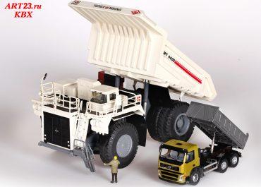 Terex Unit Rig MT4400 Mining off-road Truck