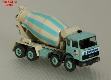Stetter AM-9FHN «Gumbmann» truck mixer