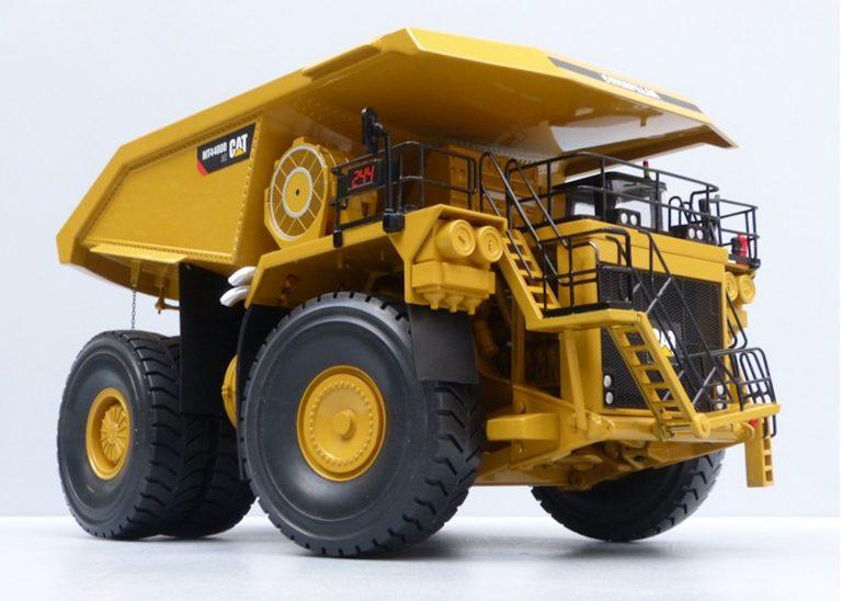 Caterpillar Unit Rig MT4400D AC Mining Truck