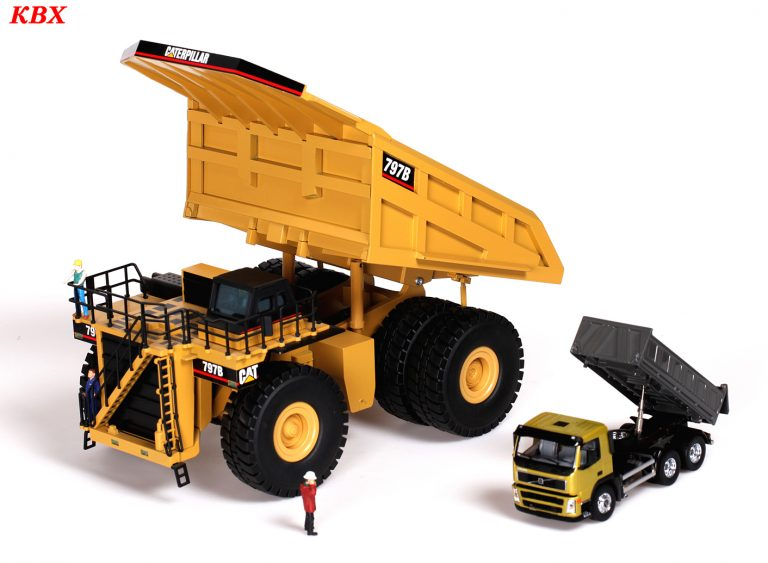 Caterpillar 797B Mining off-road Truck
