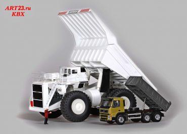 Liebherr T262 Mining truck