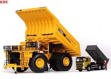 Komatsu 960E Mining off-road Truck