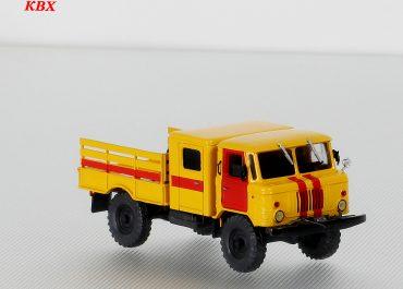 ГАЗ-66-12 автомобиль аварийной службы