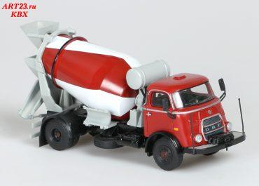 DAF 1500P truck mixer