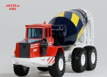 Cement mixer on chassis Volvo A35C