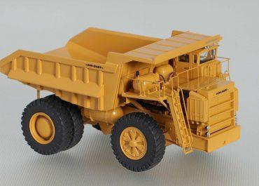 KW Dart DE 2772 off-road Mining Truck