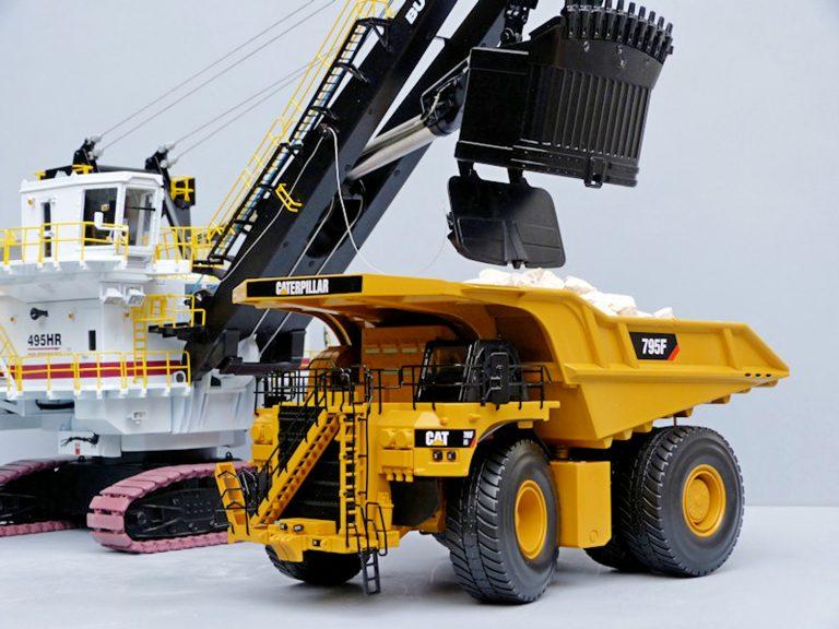 Caterpillar 795F AC off-road Mining Truck