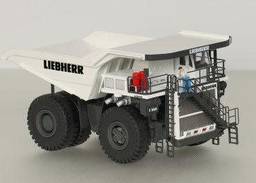 Liebherr T264 off-road Mining Truck