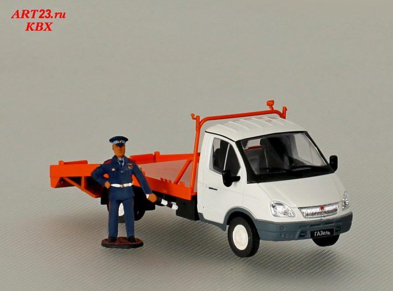 Чайка-Сервис модель 278404 автоэвакуатор