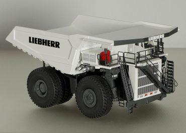 Liebherr T284 off-road Mining Truck