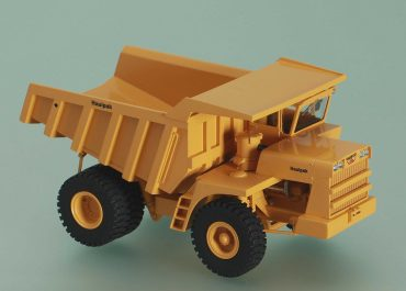 WABCO Haulpak A35 off-road Mining Truck