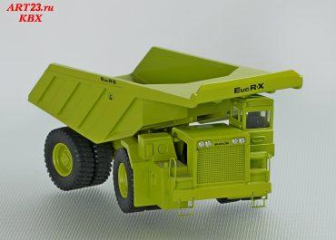 Euclid R-X-1/R-X-2 10LLD, 11LLD Mining Truck