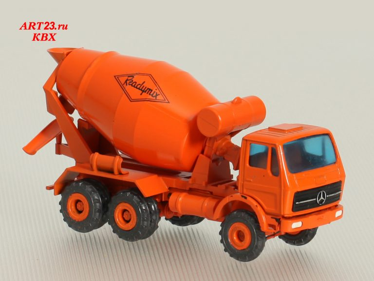 Stetter AM-6FH «Readymix» truck mixer