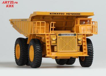 Komatsu HD1200M Mining off-road Truck
