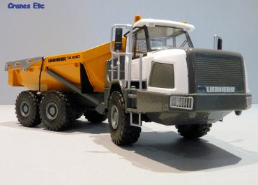 Liebherr TA 230 articulated Dump Truck