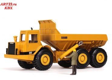 Caterpillar D 350D Articulated Dump Truck