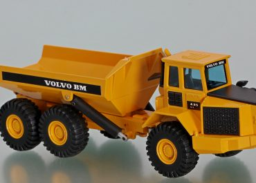 Volvo BM A35 off-road articulated Dump Truck