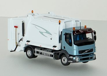 Geesink Norba MF Series 16H25 garbage truck on the chassis Volvo FL II 280-18