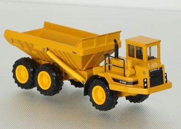 Сaterpillar D400 off-road articulated Dump Truck