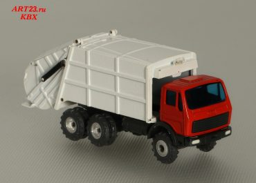 Leach 2R Packmaster garbage truck, capacity 19 m3 on the chassis Mercedes Benz NG 2626/32B