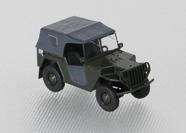 АР-НАТИ №2 «Автомобиль-Разведчик» бездверный многоцелевой автомобиль