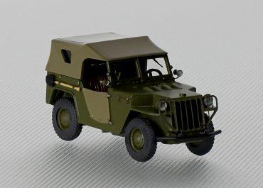 АР-НАТИ, вариант №2, Автомобиль-Разведчик, бездверный многоцелевой автомобиль