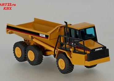 Сaterpillar D250E off-road articulated Dump Truck