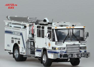 Pierce Quantum 1500/750-30A «Kern County» fire truck