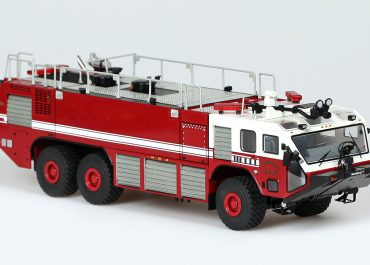 Oshkosh Striker 3000 «US Air Force» airport rescue and fire fighting emergency vehicle
