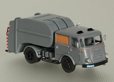 Geesink garbage truck on the chassis DAF G1300 DA