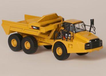 Caterpillar 740B EJ off-road articulated Dump Truck