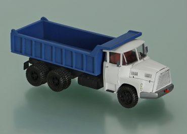 Willeme RD 201 rear dump truck