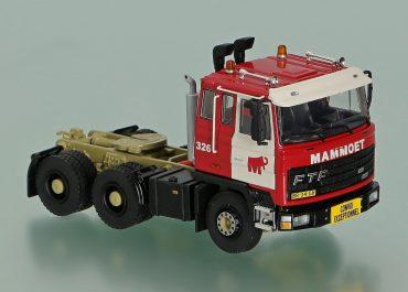 FTF, Floor Truck Fabriek, FS-8.20D V8 Turbo «Mammoet» heavy saddle-ballast tractor