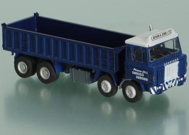 Dennison rear dump truck Wilcox