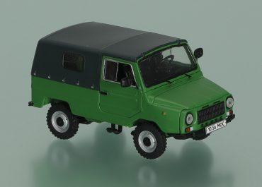 ЛуАЗ-1302 «Волынь» грузопассажирский автомобиль