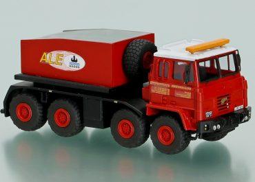 Foden DROPS IMMLC «WYNNS» road heavy saddle-ballast tractor
