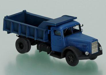Berliet GDM Six rear dump truck