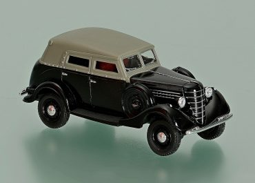 ГАЗ-61-40 опытный фаэтон, первый легковой полноприводный вездеход в СССР