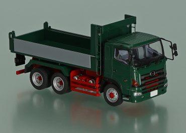 Hino Profia FS, Hino 700, rear dump truck