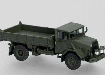 MAN 630L2 AE Bundeswehr rear dump truck