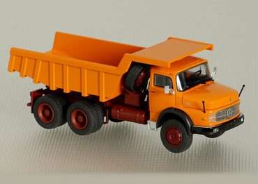 Mercedes-Benz LAK 2624 Mining rear dump truck