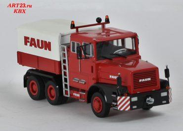 FAUN L1206WP/45ZA heavy saddle-ballast tractor