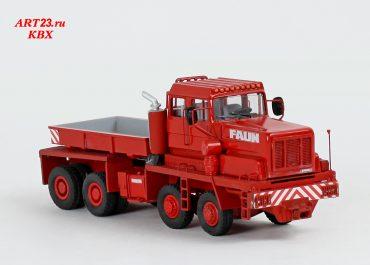 FAUN HZ 70.80/50W Gigant road heavy saddle-ballast tractor